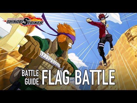 Naruto to Boruto: Shinobi Striker - PS4/XB1/PC - Flag Battle