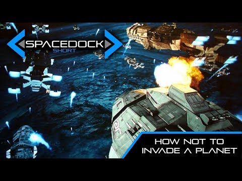 How Not to Invade a Planet - Spacedock Short