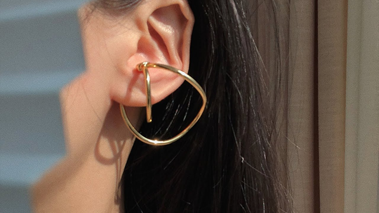 How to Use Hooping Ear Cuff 2020