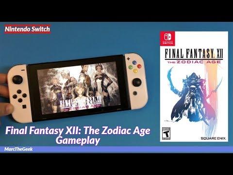 final-fantasy-xii:-the-zodiac-age-switch-gameplay
