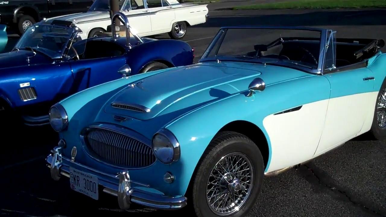 Classic Cars - Kmart Harrison Ohio - YouTube