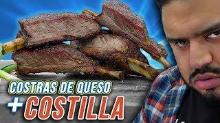 COSTRAS DE QUESO + COSTILLAS AHUMADAS | EL GUZII