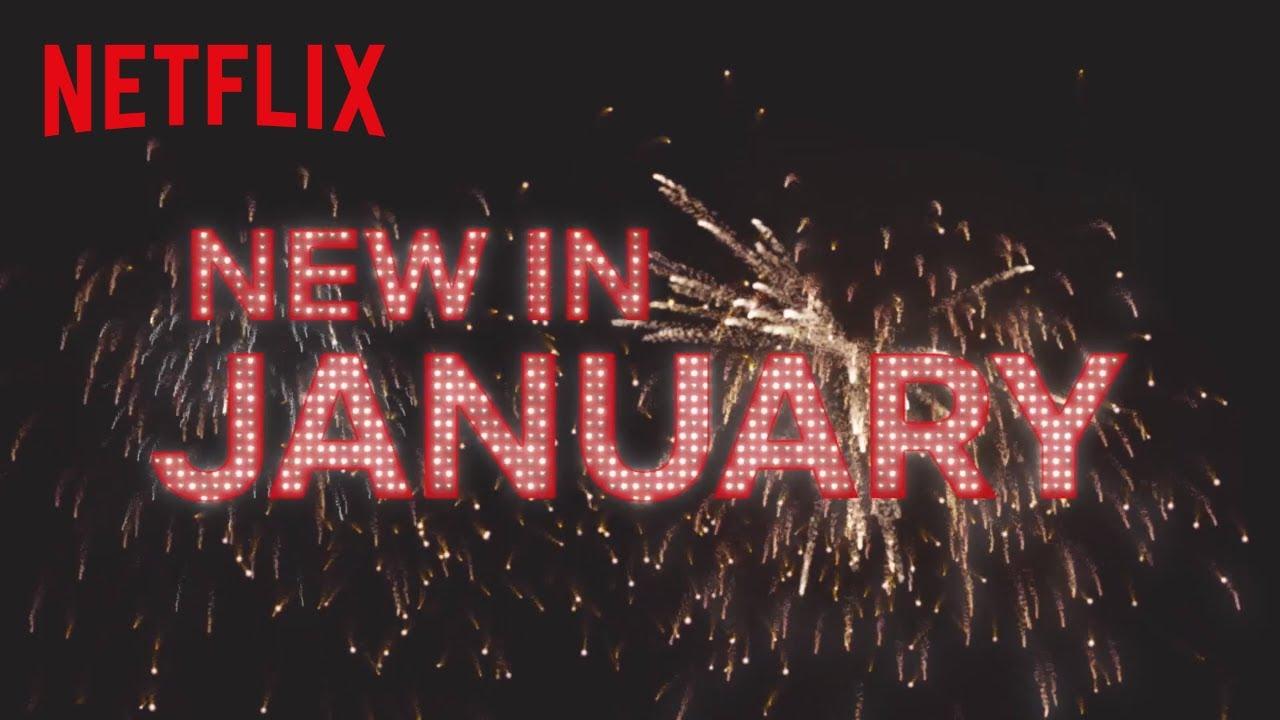 New on Netflix UK: January 2018 | The List