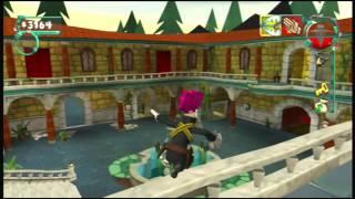 Spy vs  Spy (Xbox) gameplay - Modern Single Player