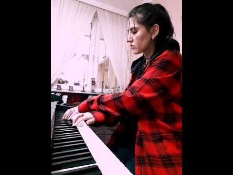 Zemheri - Düşmedim Daha ( Piano Cover)