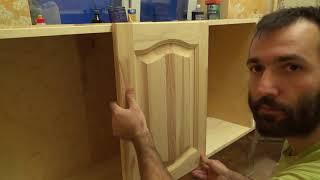 видео Кухня из дерева