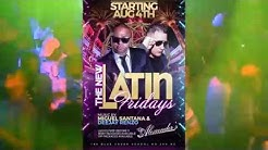 The New Latin Fridays at Club Alexander's of Jacksonville