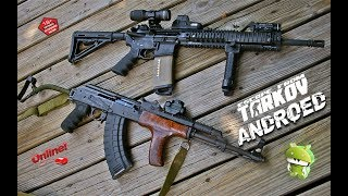 Escape from tarkov по фулки Androed стрим №150