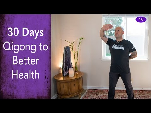Day #10 - Kidney Cleansing Exercise - 30 Days of Qigong to Better Health