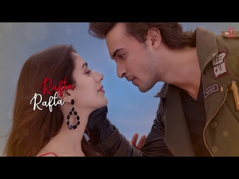 Tera Hua 💕 Ringtone/Whatsapp Status - Atif Aslam - LoveYatri - Ayush Sharma & Warina Hussain