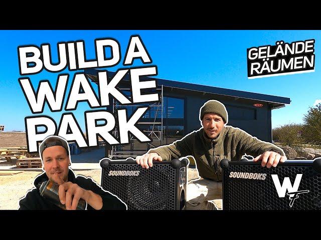 """Die Baumaschinen rücken ab! """"LICHT AM ENDE DES TUNNELS"""" Vlog#36 Wakepark Fehmarn"""