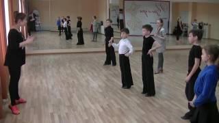 Тренер Елена Скоренко. Танец ча-ча-ча