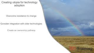New technology - Creating utopia