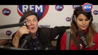 Julien Lepers et Karine Ferri en interview sur RFM à l'occasion de Danse avec les stars