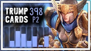 ALWAYS DRAWING ALL THE PATCHES :( - Kobolds And Catacombs - Druid Arena 398 - Part 2