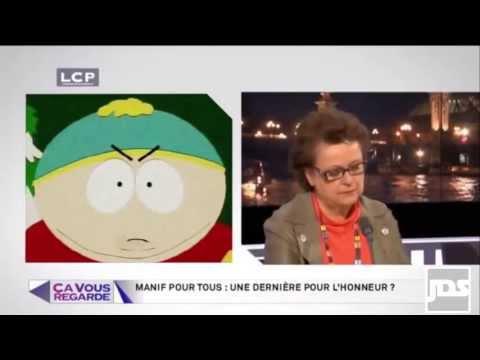 Boutin vs Cartman : Le Clash