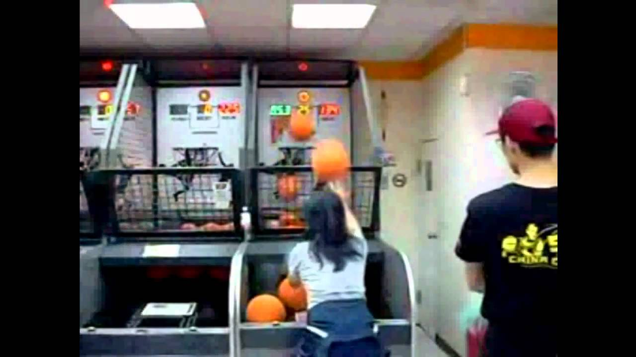 arcade shooting games strip that girl