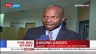 The Big Story: Judge Ojwang snubbed JSC committee summons