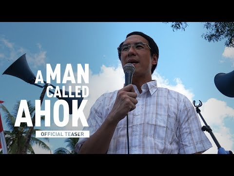A MAN CALLED AHOK   OFFICIAL TEASER