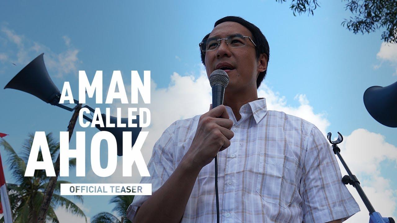 Teaser resmi A Man Called Ahok | Sumber: YouTube