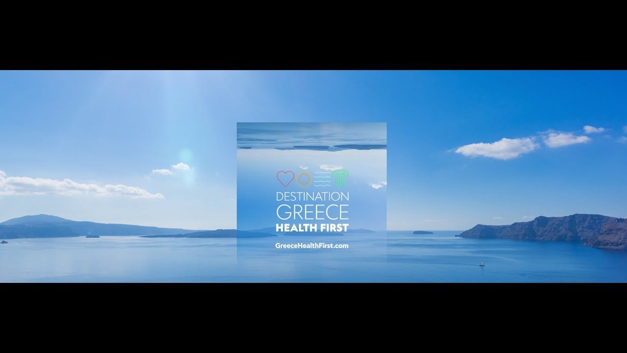 Destination Greece. Health First