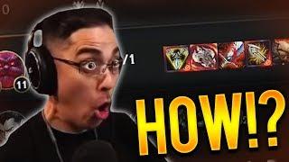 CONQ DYR TOP VS ORNN | FULL BUILD ORNN AT 15 MINUTES?? - Trick2g