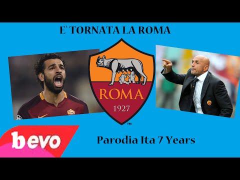 E' TORNATA LA ROMA - Parodia 7 Years