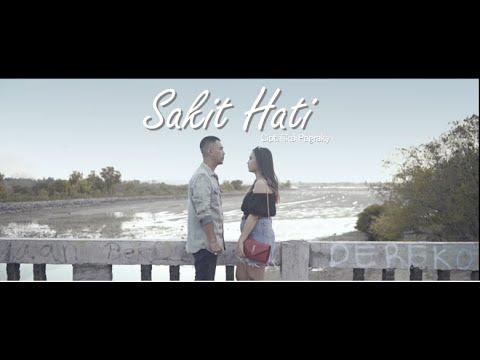 TIKA PAGRAKY - SAKIT HATI ( Official Clip Video )
