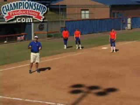 Infield & Outfield Skills and Drills with Tim Walton