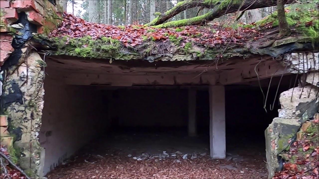 Bunker Gefunden