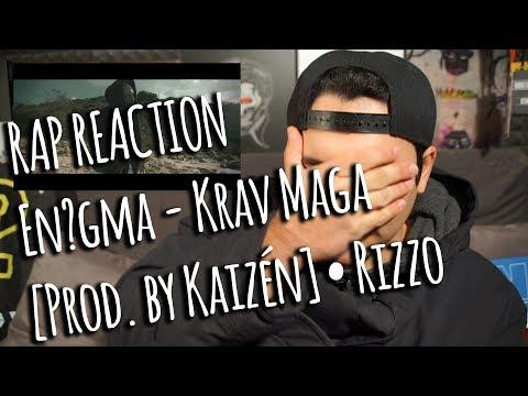 RAP REACTION • En?gma - Krav Maga [Prod. by Kaizén] • Rizzo