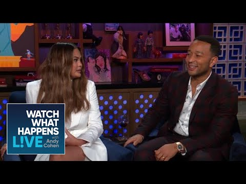 Chrissy Teigen And John Legend's Huge Fight | WWHL Mp3