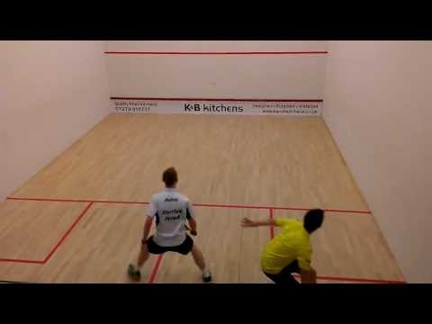 Nick Mulvey V Daryl Selby Game 2