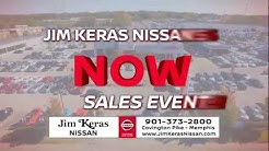 Jim Keras Nissan's NOW Sale Event - Altima, Rogue, Murano, and Maxima