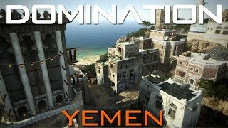 Call of Duty Black Ops 2 Multiplayer - Yemen Domination