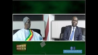 Gambar cover REPLAY - Faram Facce - Invités : MAMADOU DIOP DECROIX & Mr OUMAR YOUM - 18 Avril 2018
