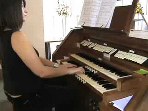 Guns n Roses –  Sweet Child O Mine – Church Organ Cover
