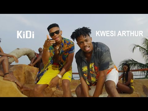 KiDi ft Kwesi Arthur - Mr Badman (Official Video)