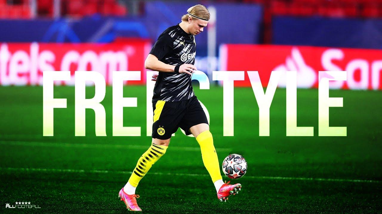 Football Freestyle Skills 2021 #3 | HD