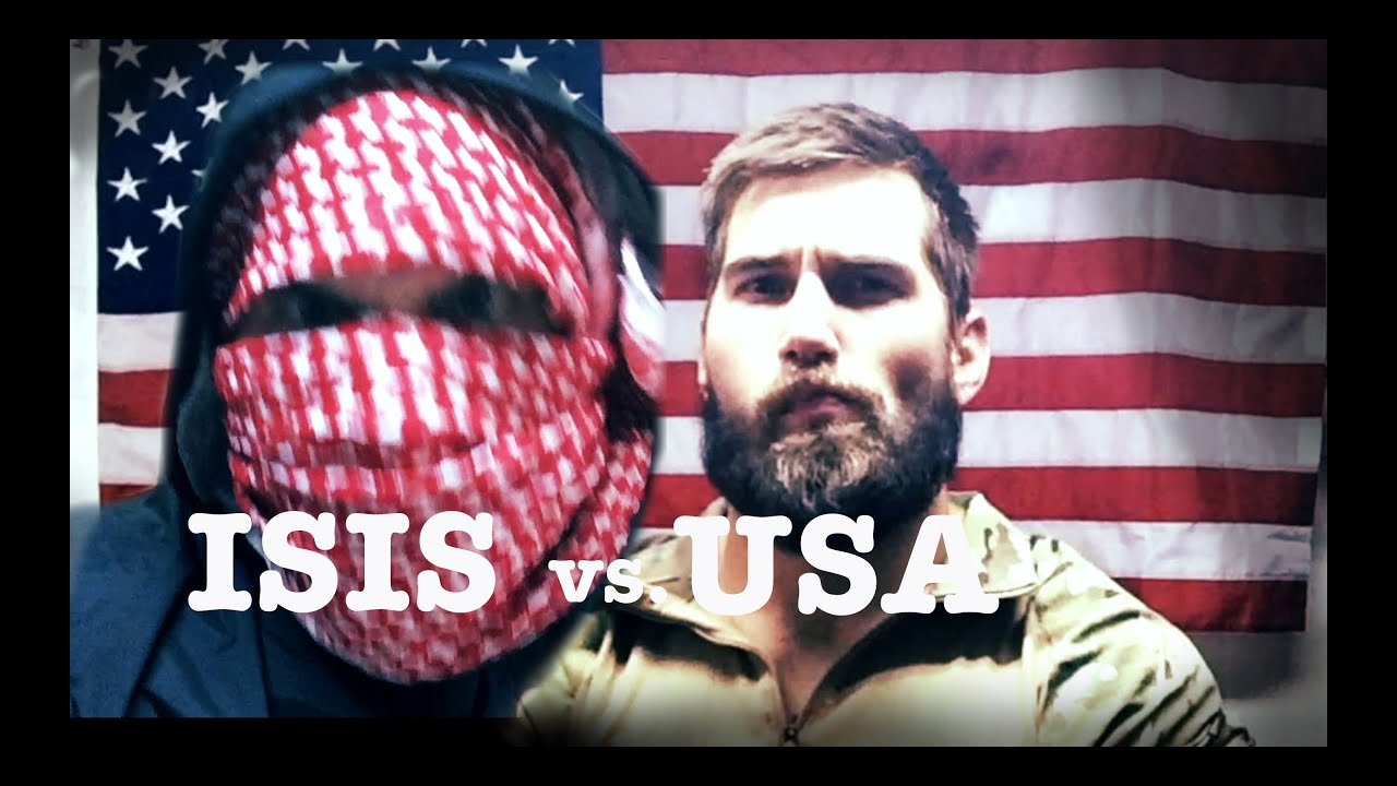 Rap Battle Isis Vs Usa Youtube