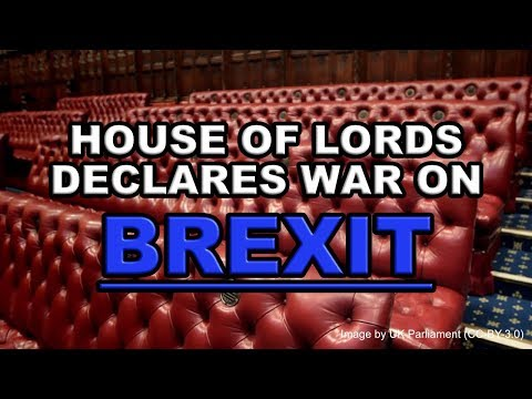 Lords Attack Democracy!