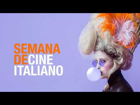 sexta edición de la semana de cine italiano