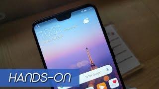 Huawei P20 y P20 Pro, primer contacto