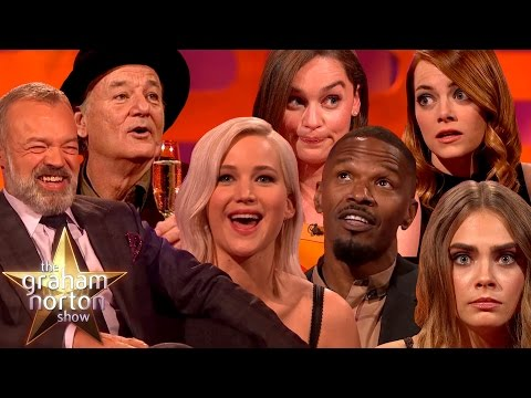 Thumbnail: The Graham Norton Show | Some Of The Best Ever Moments