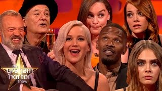 connectYoutube - The Graham Norton Show | Some Of The Best Ever Moments