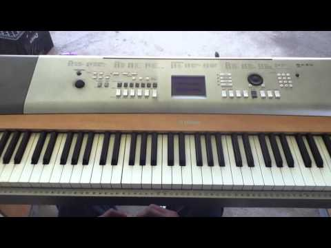 kanye west heard em say(keyboard)