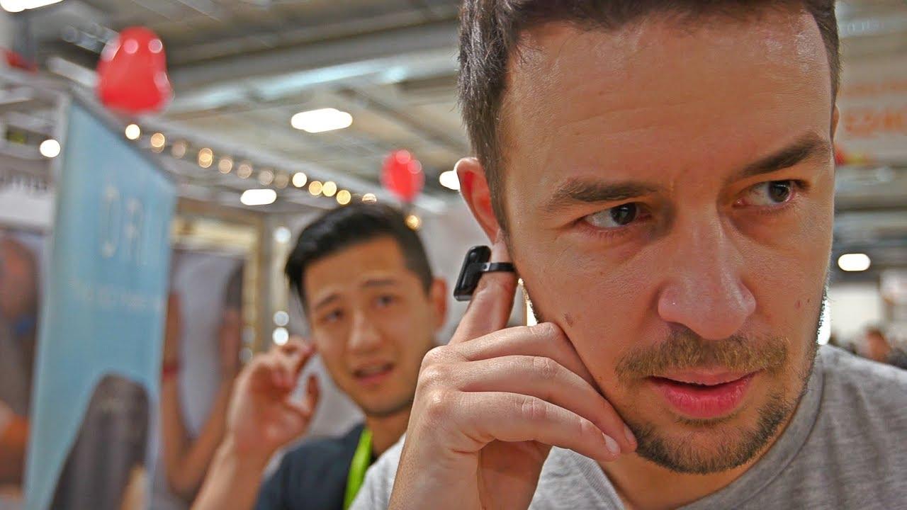 CES 2018 #3 czyli DJI Tello, słuchawki wyciszające dźwięki imprezy i super tłumacz