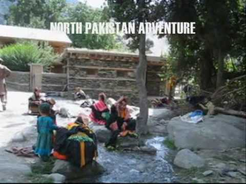 Kalash Valley- Chitral Hindu Kush in the NORTH PAKISTAN Travel Video