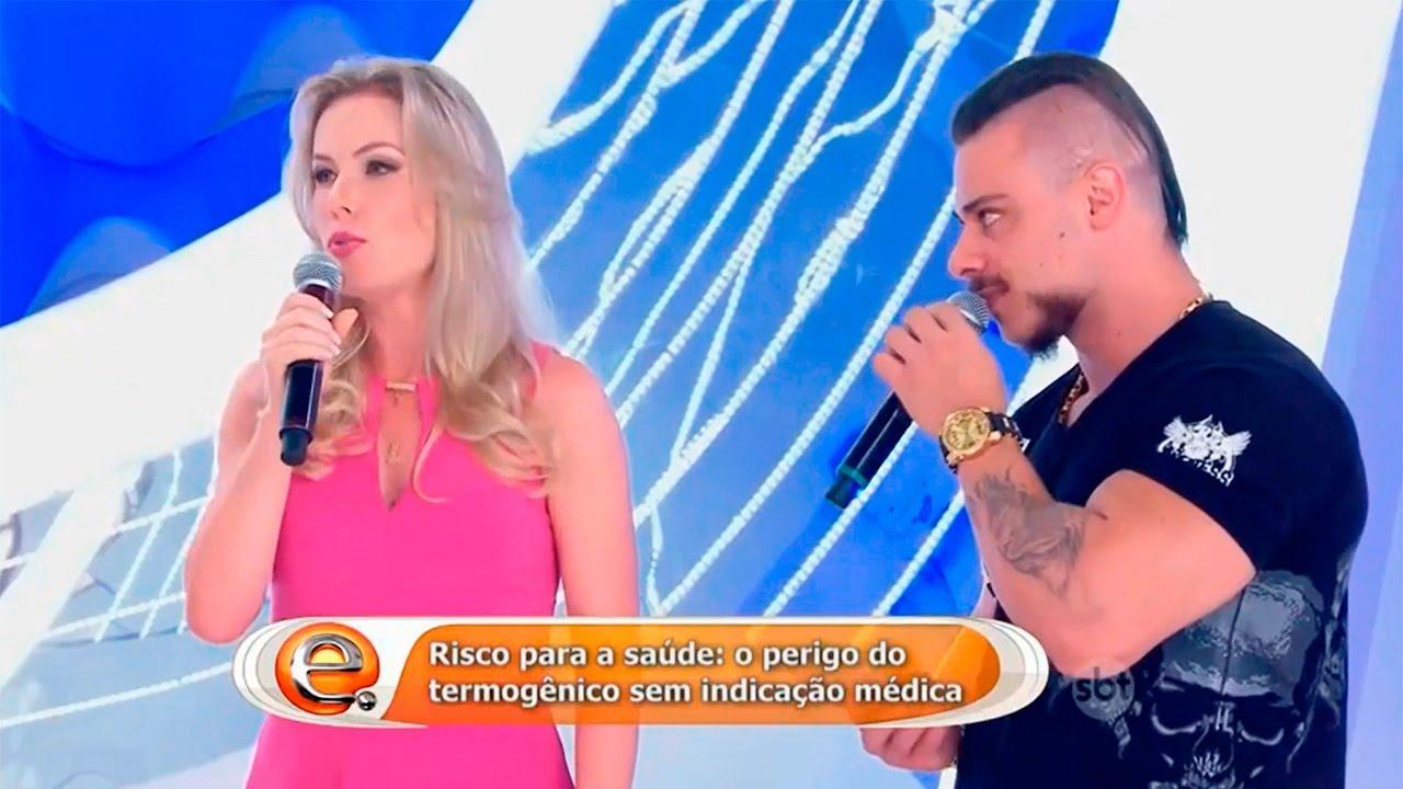 Download LEO STRONDA DANDO PATADA SEVERA EM DOUTORA NO PROGRAMA DA ELIANA
