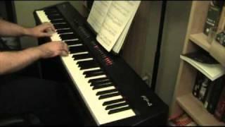Caledonia - Piano Cover